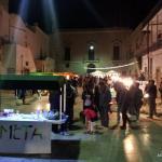 un bel colpo d'occhio: il META incastonato nel centro storico