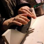 Calore e mani sapienti per convertire i vinili