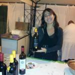 Grazie ad Angela per averci aiutato ai vini :)